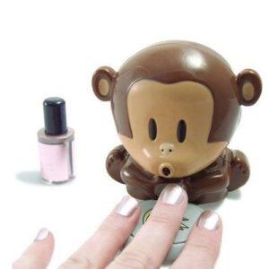 monkey blower for nail polish