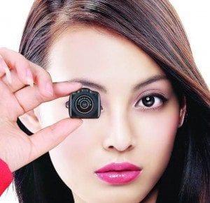 micro tiny camera -מצלמות המיקרו
