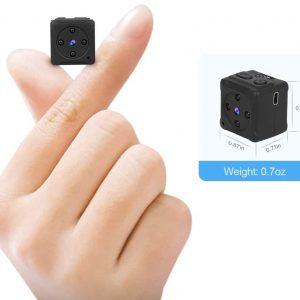 מצלמת ריגול זעירה - אמזון